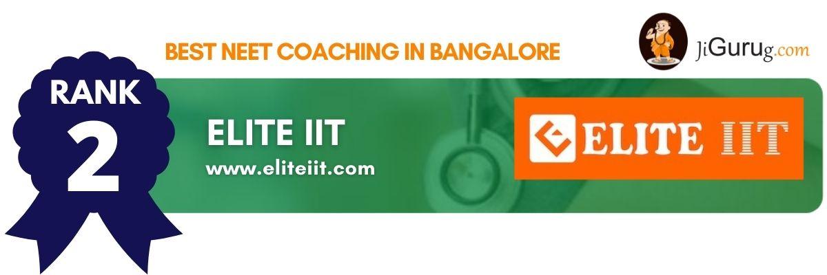 Top NEET Coaching in Bangalore