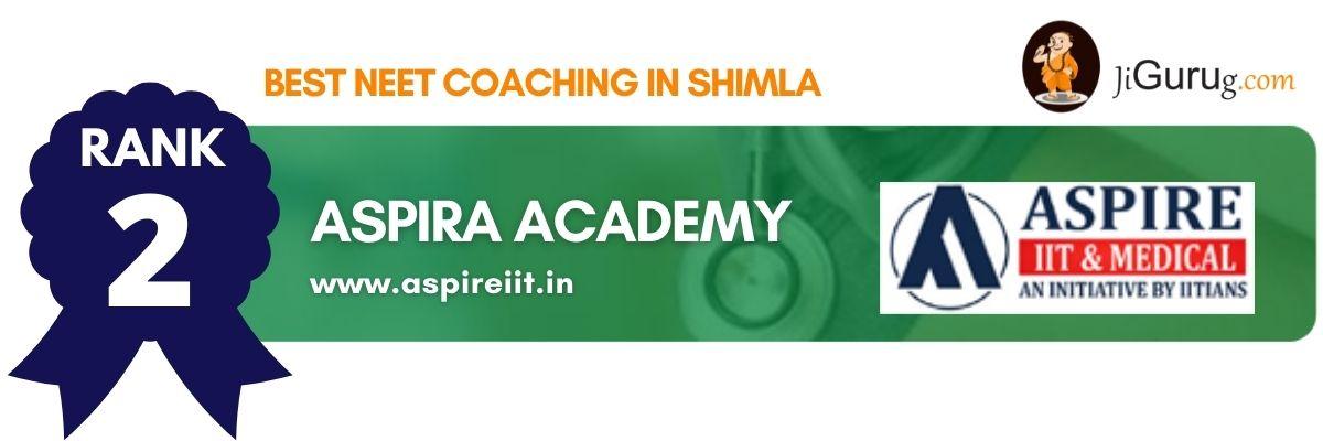 Top NEET Coaching in Shimla