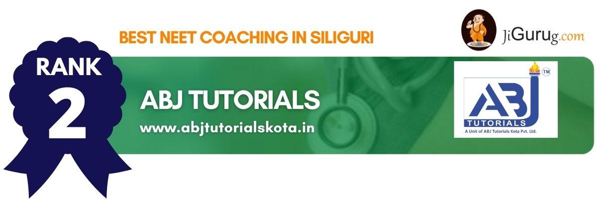 Top NEET Coaching in Siliguri