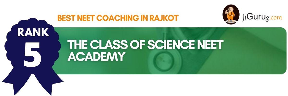 Best NEET Coaching in Rajkot