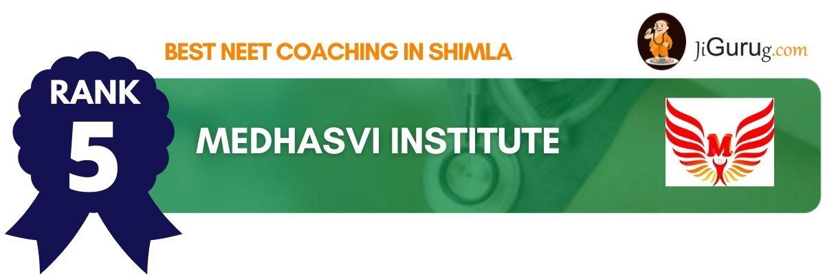 Best NEET Coaching in Shimla