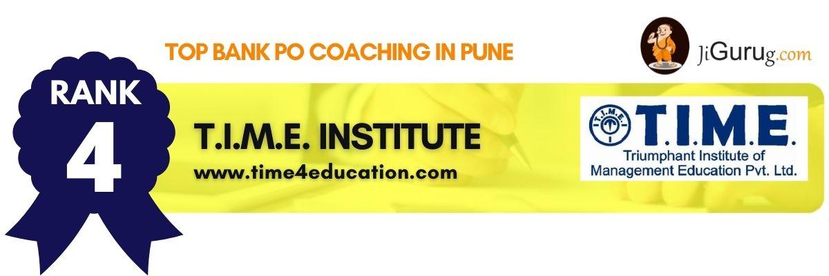 Top Bank PO Coaching in Pune