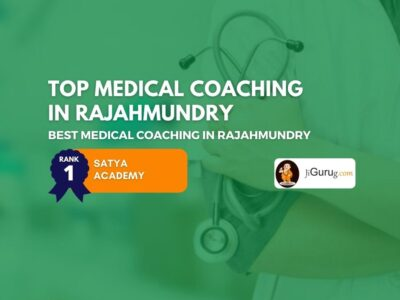 Best Medical Coaching Centres in Rajahmundry