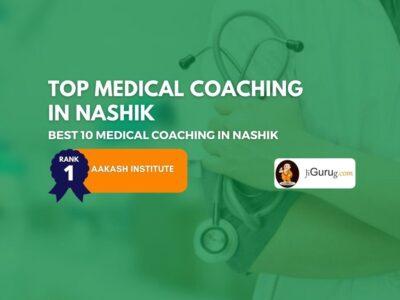 Top Medical Coaching Institutes in Nashik
