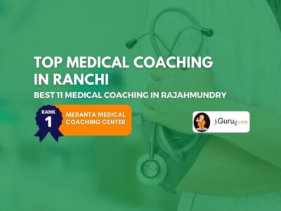 Best Medical Coaching Institutes in Ranchi