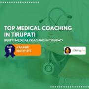 Best Medical Coaching Institutes in Tirupati
