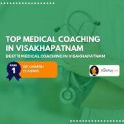 Best Medical Coaching in Visakhapatnam