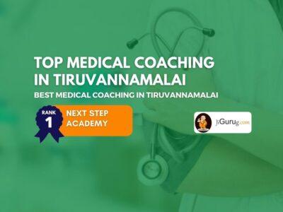 Best NEET Coaching in Tiruvannamalai