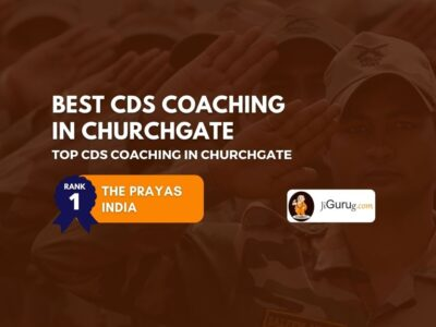 Top CDS Coaching Centres in Churchgate