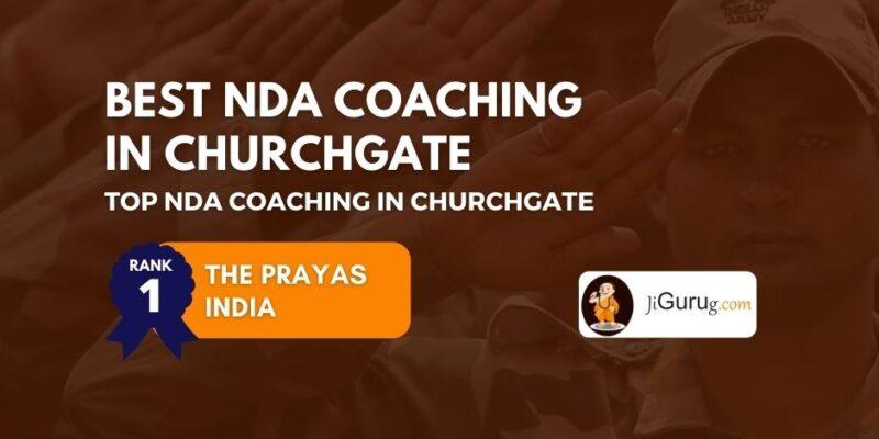 Top NDA Coaching Institutes in Churchgate