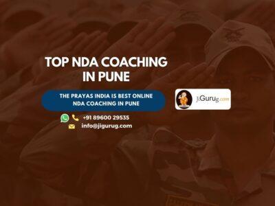 Top NDA Exam Coaching Institutes in Pune