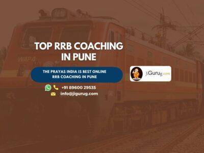 Top RRB Exam Coaching Institutes in Pune