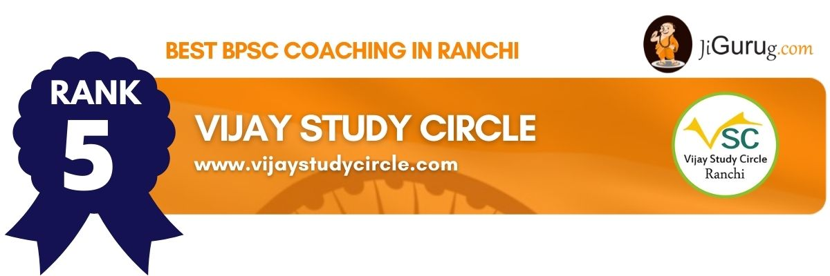 Best BPSC Coaching in Ranchi