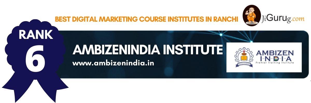 Top Digital Marketing Coaching in Ranchi