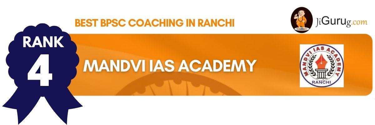 Top BPSC Coaching in Ranchi