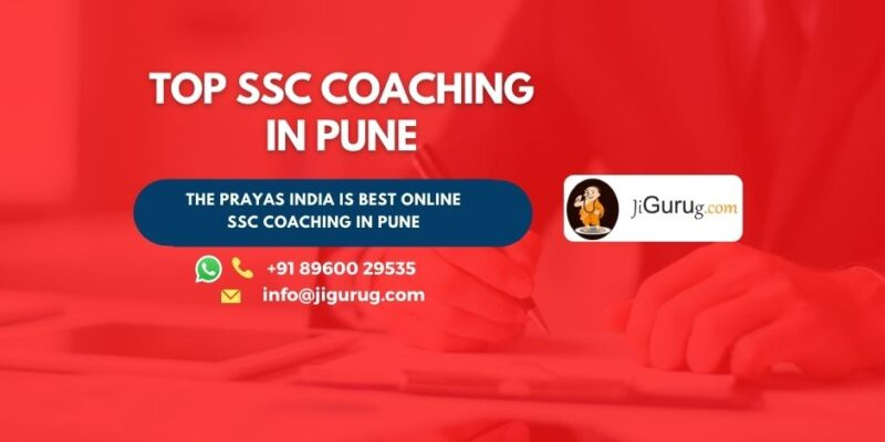 Best SSC Coaching Centers in Pune