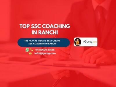 Best SSC Coaching Institutes in Ranchi